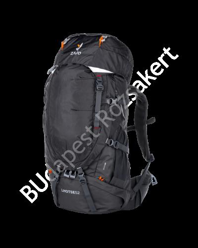 Zajo Lhotse 52L hátizsák 2100g, fekete