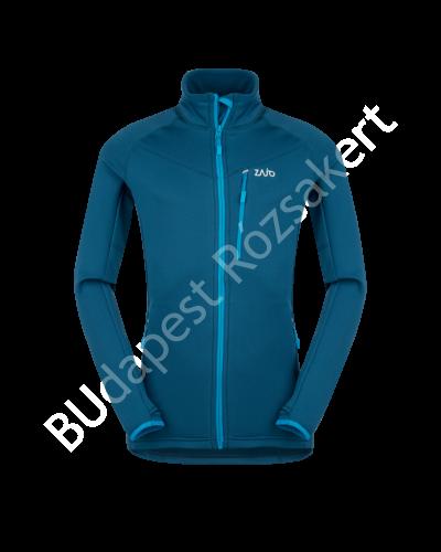 Zajo Arlberg Jkt férfi polár kabát, morrocan blue