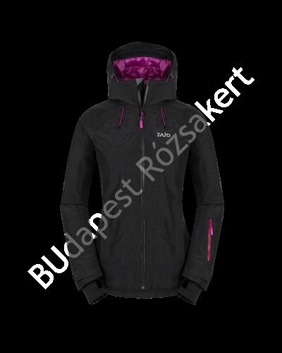 Zajo Lizard Neo W Jkt 20.000mm Primaloft női kabát, fekete