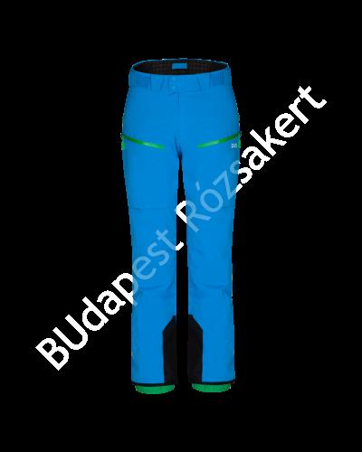 Zajo Nassfeld Pants Recco 10.000 mm vízálló férfi sínadrág, blue jewel