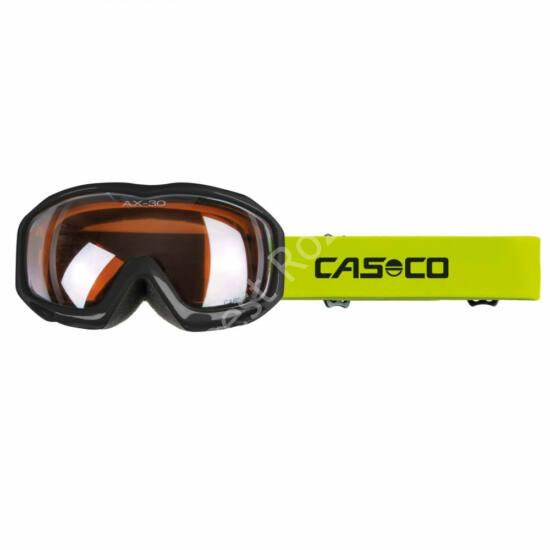 Casco AX-30 black-neon junior síszemüveg