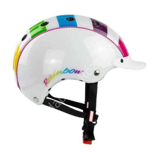 Casco Mini 2 Rainbow bukósisak, 46-52cm