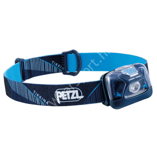 Petzl Tikkina blue fejlámpa