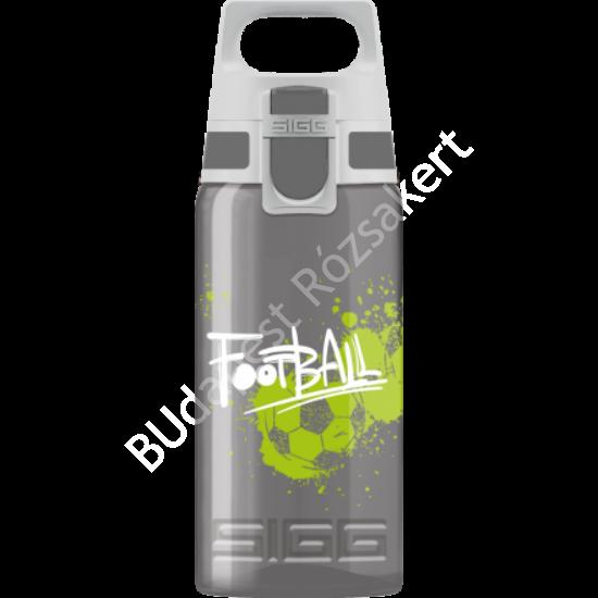 Sigg Viva One Football BPA-mentes gyerek kulacs 0.5L