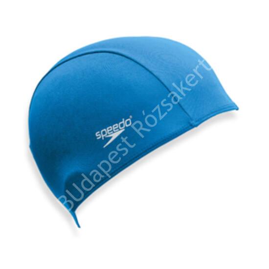 Speedo Polyester Cap úszósapka, kék