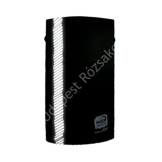 WDX multifunckiós fényvisszaverő csősál, black