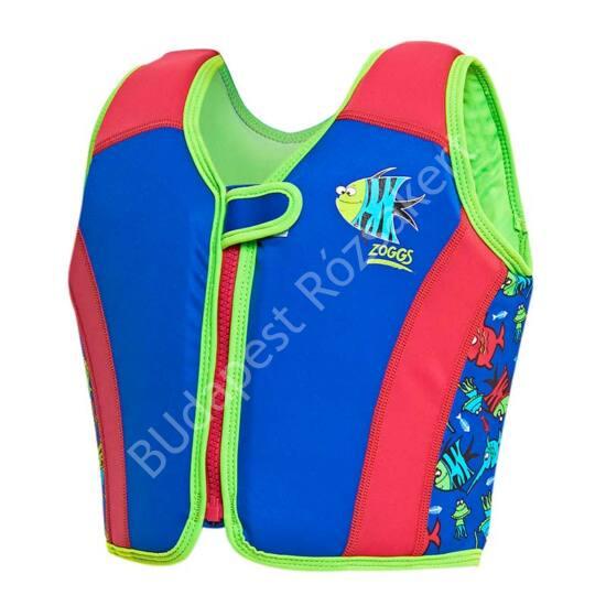 Zoggs Swim Jacket gyermek úszómellény, kék, 2-3 éves