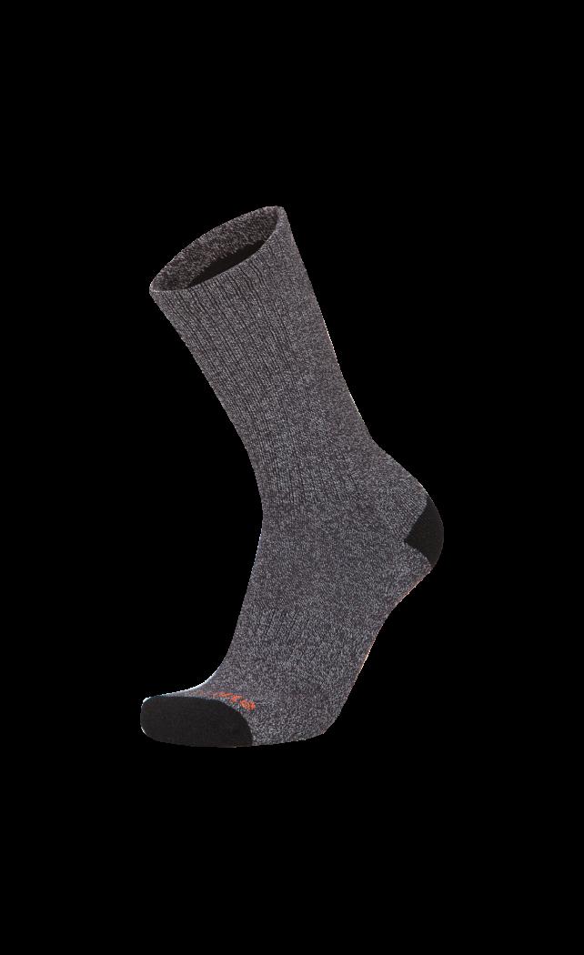 Zajo Thermolite Socks Midweight Neo túrazokni, szürke, 35-38