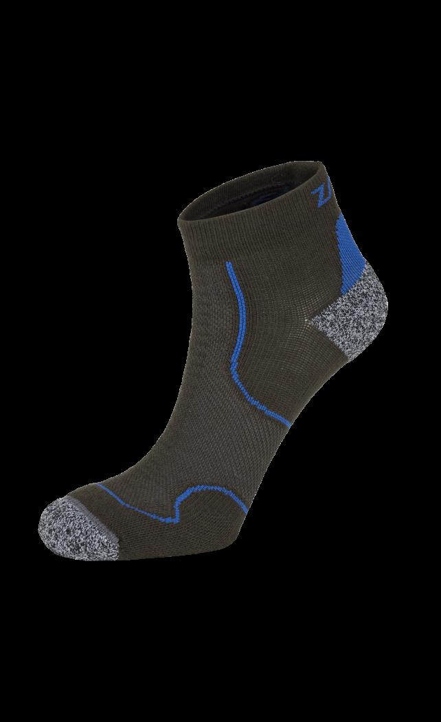 Zajo Litio Socks rövidszárú Coolmax túrazokni, magnet, 35-38