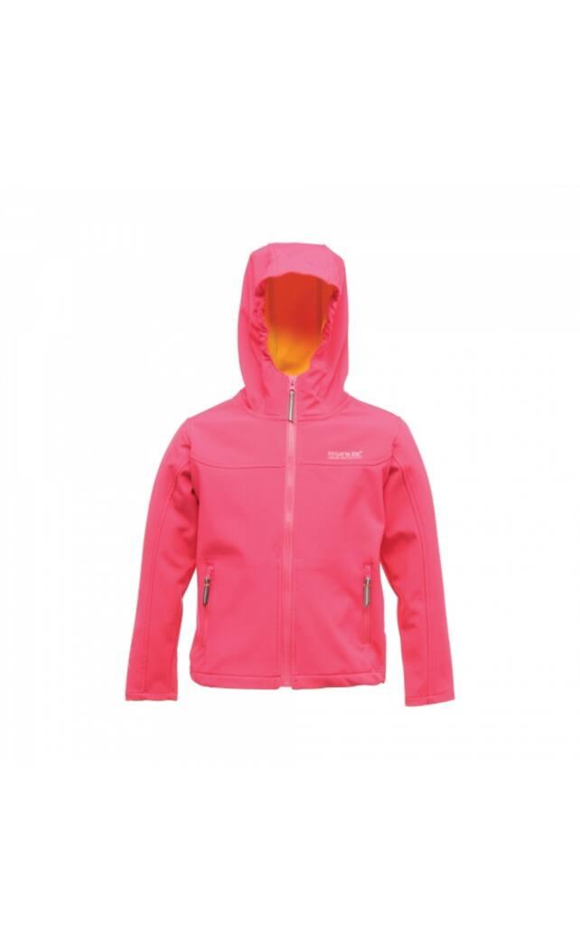 Regatta Tyson II gyermek softshell kabát, 140