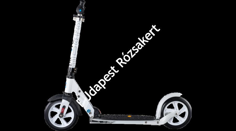 Micro White Deluxe roller Vibram fellépővel 200 mm-es kerekekkel - a-Wear Sport - Roller ...
