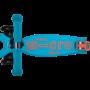 Kép 4/5 - Maxi Micro Deluxe roller, karibkék-narancs
