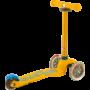 Kép 4/5 - Mini Micro Deluxe roller, sárgabarack