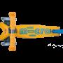 Kép 3/5 - Mini Micro Deluxe roller, sárgabarack