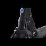 Kép 2/5 - Micro Suspension teleszkópos roller 200mm kerekekkel, fekete
