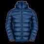 Kép 1/9 - Zajo Moritz Jkt férfi DownTek/pehely kabát, estate blue, 2XL