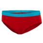 Kép 1/5 - Zajo Elsa Merino W Briefs női gyapjú aláöltözet alsó, racing red