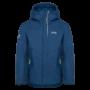 Kép 1/12 - Zajo Maren Kids Jkt 15.000 mm-es vízálló, kétrétegű gyerek kabát, estate blue, 122-128cm